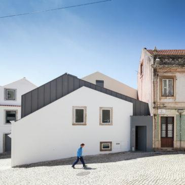Un nuovo centro storico portoghese