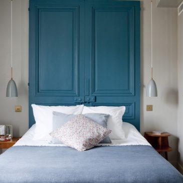 Un hotel parigino raffinato ed unico