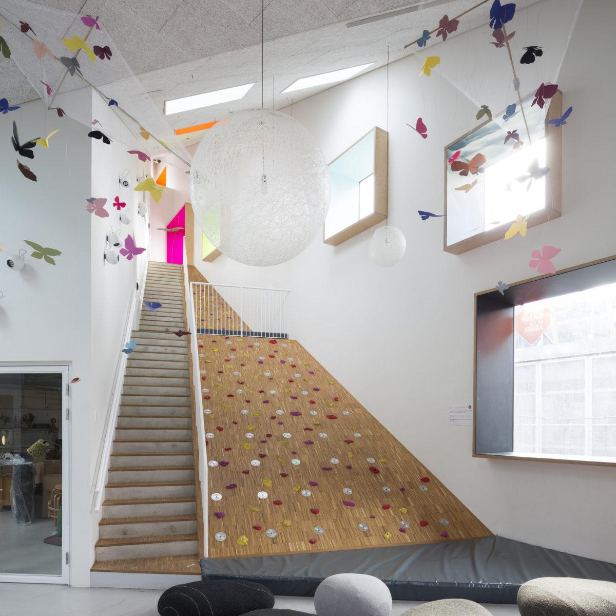Cheap inaugurato nel nello stesso anno ha vinto due premi come luedifici award dalla citt di - Casa copenaghen ...