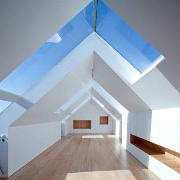 Un cielo al posto di un tetto