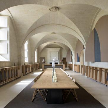 Hotel con Restaurant in un monastero del Medioevo